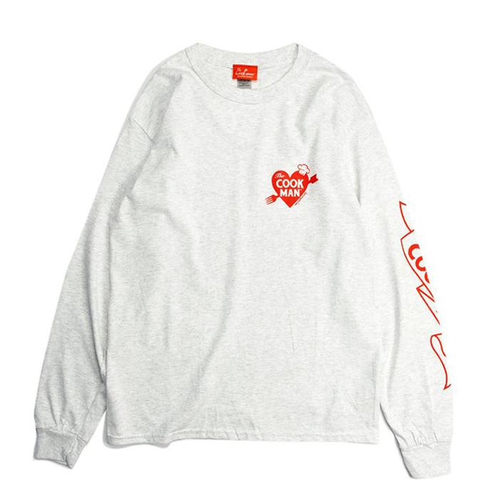 Cookman,クックマン,Tシャツ,231-03101