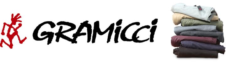 当店はGRAMICCI(グラミチ)正規取扱店です。
