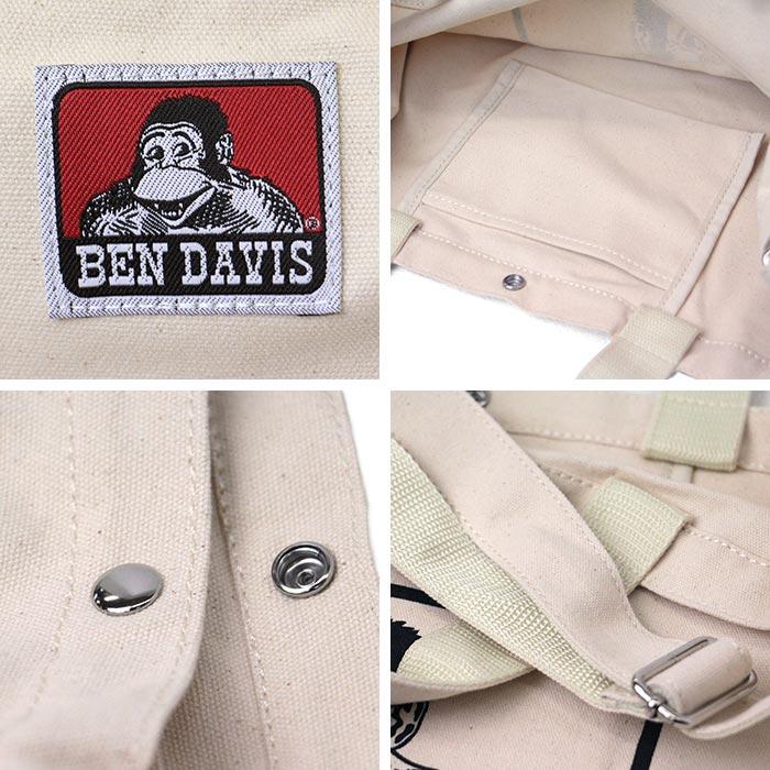 BEN DAVIS,ベンデイビス,トートバッグ,BDW-9249